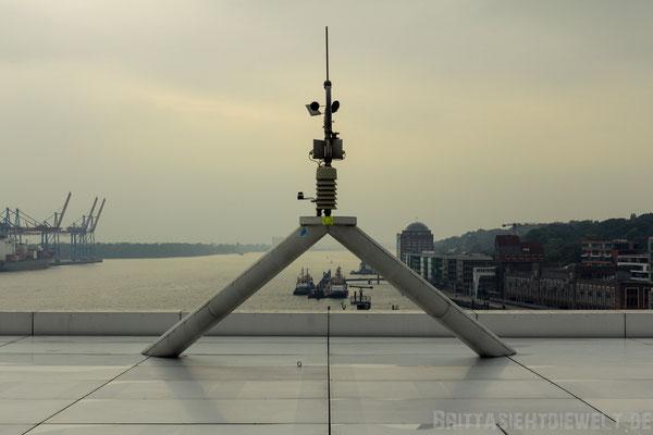 Aussicht vom Dockland