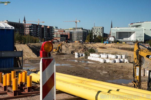 Baustelle HafenCity