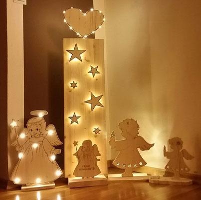 meine Weihnachtsdeko