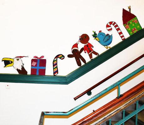 Weihnachten Im Kunstunterricht In Der Grundschule 136s Webseite