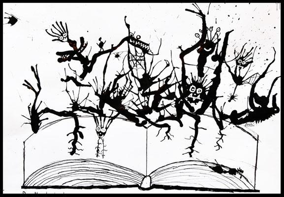 Buch der Monster von Tim