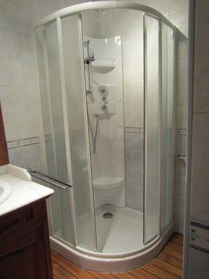 Chambre Renoir : Salle de bains