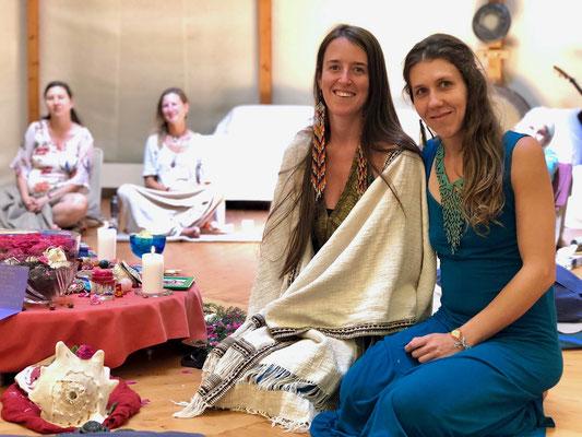 Wombwisdom Jasmin Muzio & Ayla Schafer