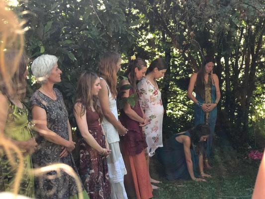Womancircle Wombwisdom Jasmin Muzio & Ayla Schafer