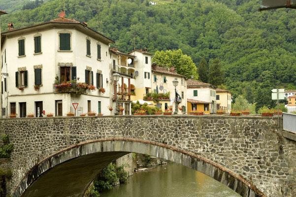 43. Bagni di Lucca, Toscane, Italië