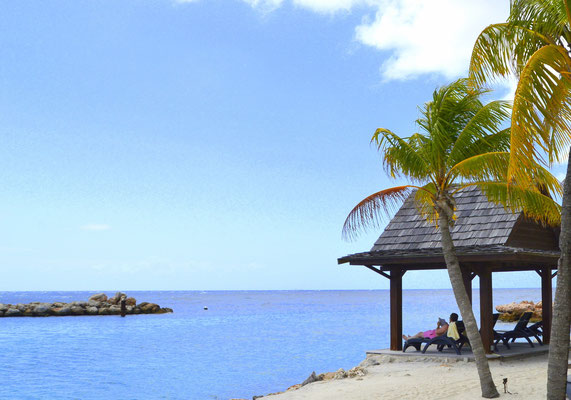 21. Cabana beach, Curacao