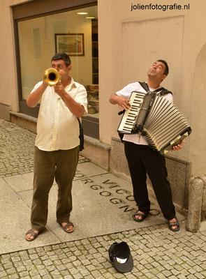 62.Straatmuzikanten in Verbania
