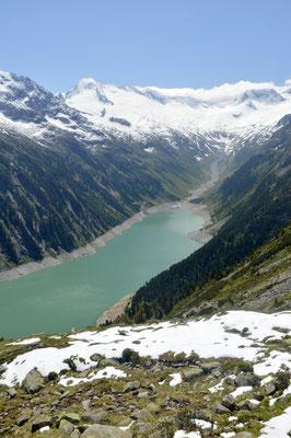 5. Schlegeisspeicher, Hintertux, Ost-Tirol