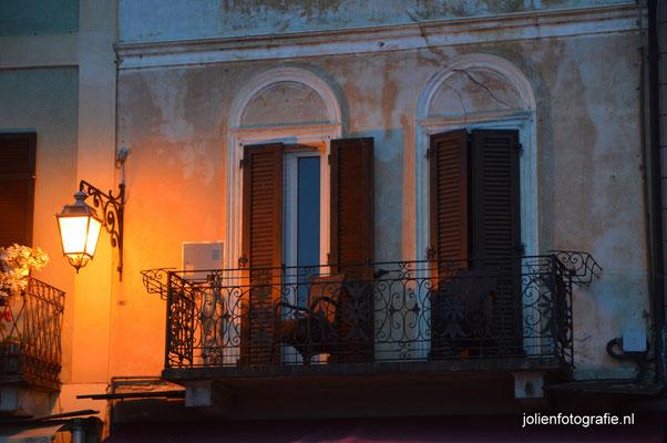 58.Orta San Giulio bij avond