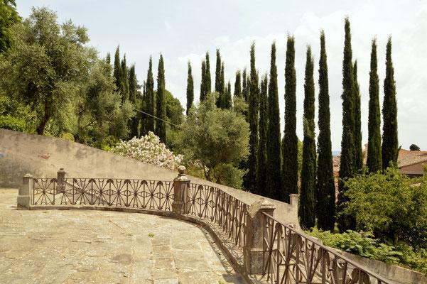 13. San Miniato, Toscane, Italië