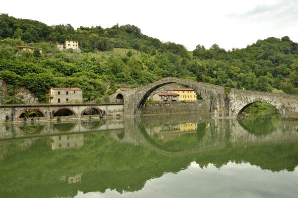 28. Bagni di Lucca, Toscane, Italië