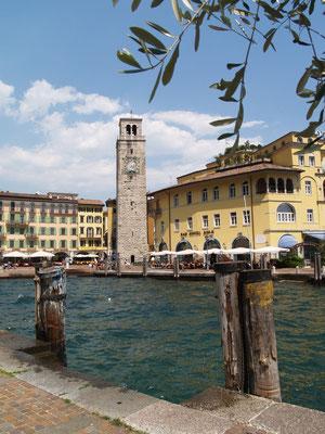 20 . Riva del Garda, Italie