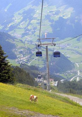 5. Zell am Ziller, Zillertal