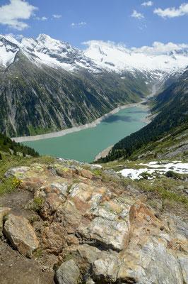 3. Schlegeisspeicher, Hintertux, Ost-Tirol
