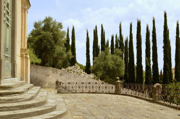 42. San Miniato, Toscane, Italië
