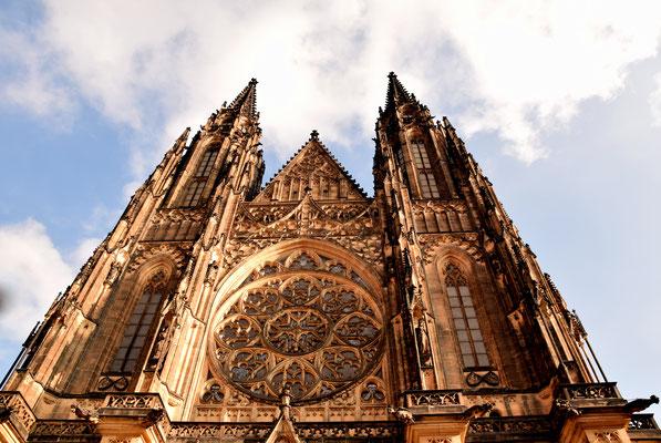80.St, Vitus kathedraal in de Burcht