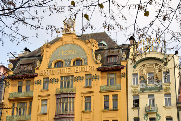 12.Oud hotel aan Wenceslasplein