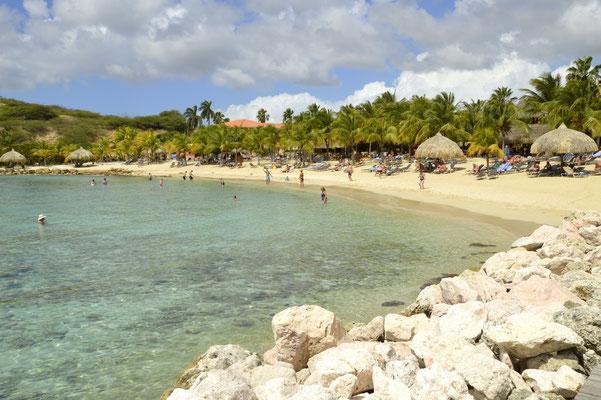 7. Curacao, Blauwbaai