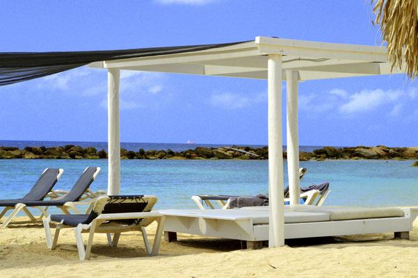 18. Cabana beach, Curacao