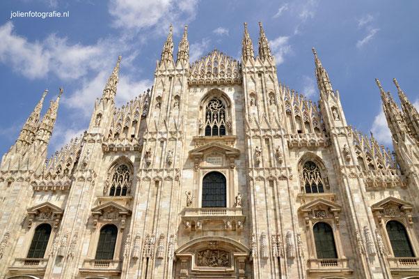 74. De Dom in Milaan
