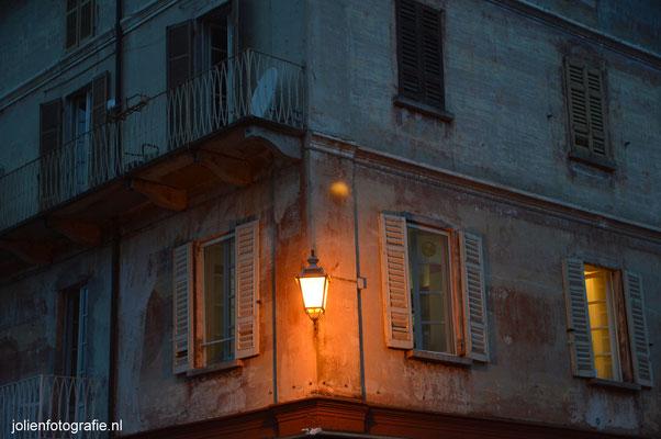 57.Orta San Giulio bij avond