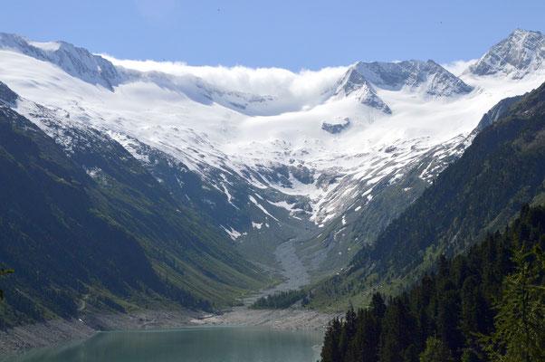 6. Schlegeisspeicher, Hintertux, Ost-Tirol