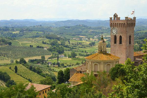 14. San Miniato, Toscane, Italië