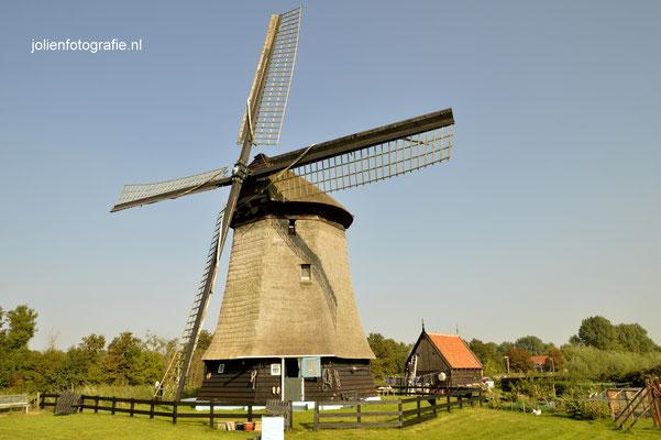 17. Molen aan Hoornse vaart Alkmaar