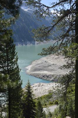 7. Schlegeisspeicher, Hintertux, Ost-Tirol