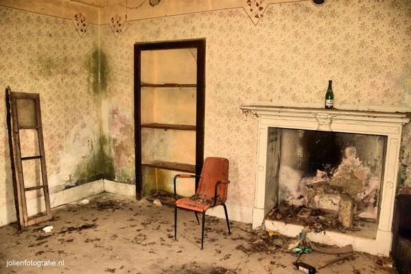 121.Casa abandonata (verlaten huis)