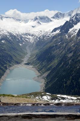4. Schlegeisspeicher, Hintertux, Ost-Tirol