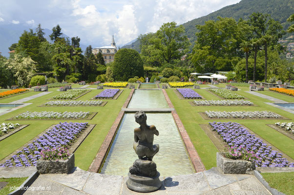 60. Tuin in Verbania