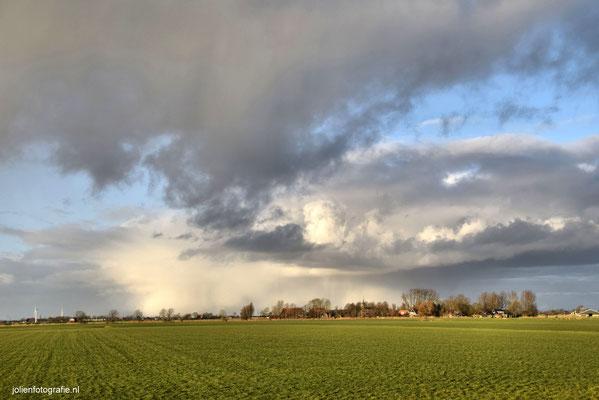192.Friesland, tussen Sneek en Bolsward