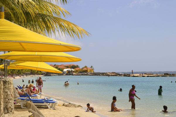 23. Cabana beach, Curacao