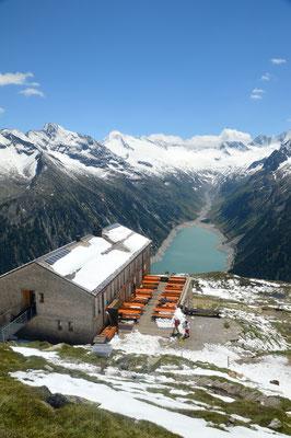 1. Schlegeisspeicher, Hintertux, Ost-Tirol