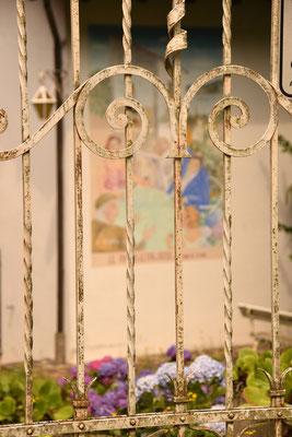 123. Muurschildering in Orta