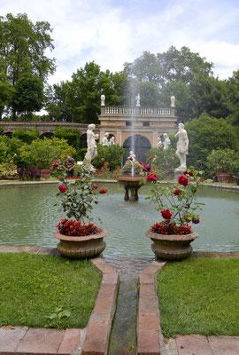 17. Lucca, Toscane, Italië