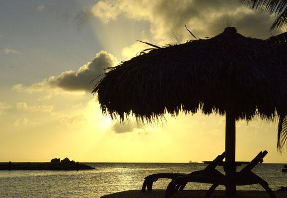 28. Cabana beach, Curacao