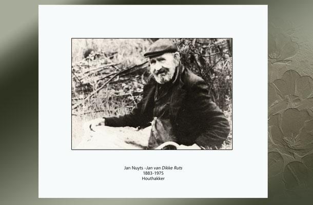 Jan Nuyts-jan van Dikke Ruts-houthakker