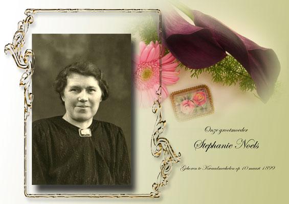 Stephanie Noels-Moeder van Fons-Margriet-Louis Beets