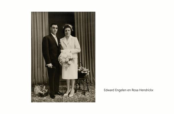 Edward Engelen en Rosa Hendrickx