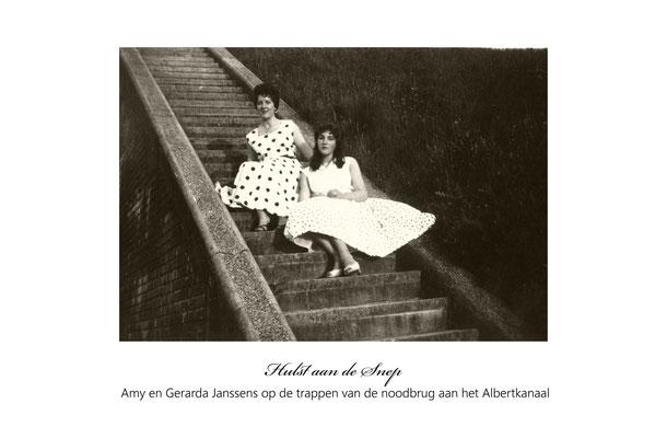 Amy en Gerarda Janssens