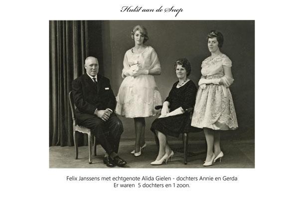 Familie Janssens-Gielen