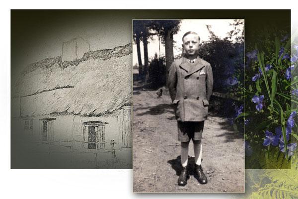 Louis Beets als communiekant-1942