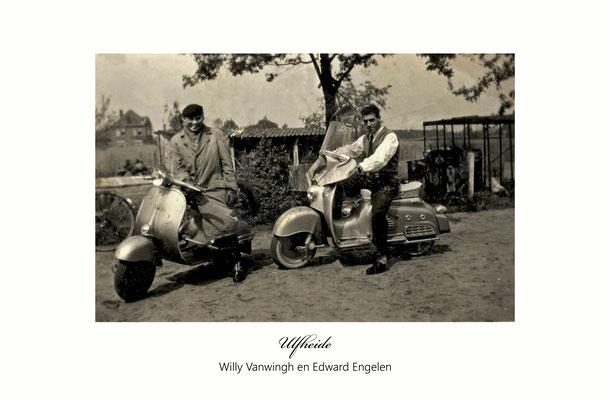 Willy Vanwingh en Edward Engelen