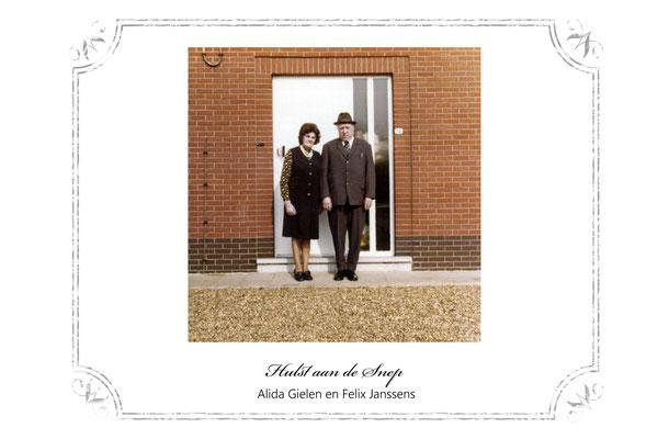 Alida Gielen en Felix Janssens