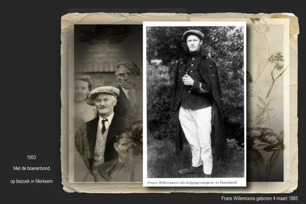 Willemoons François-geboren 4 maart 1885
