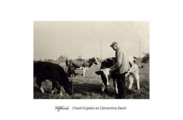 Charel Engelen en Clementine Dewit