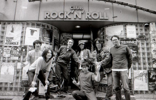 ASTROLOVE、カッパマイナス、名古屋club ROCK'N' ROLLにて