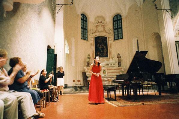 Cervo, Italy 2005